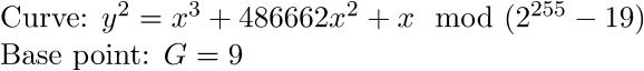 alt curve25519